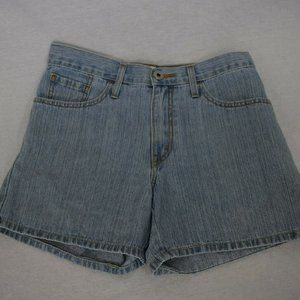 Levi's Low Stretch Jean Shorts Junior Size 9